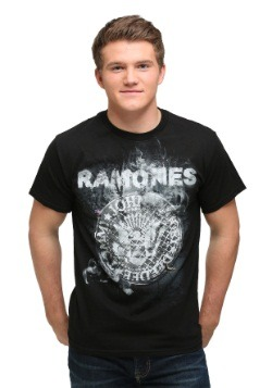 Ramones Bowery Manhole Cover T-Shirt