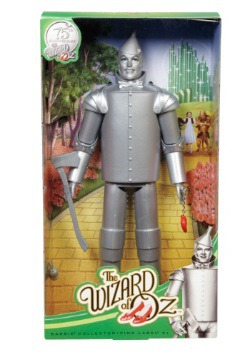 Barbie Collector Wizard of Oz Tin Man Figure