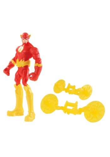 "The Flash Speed Strike 4"" Figure"