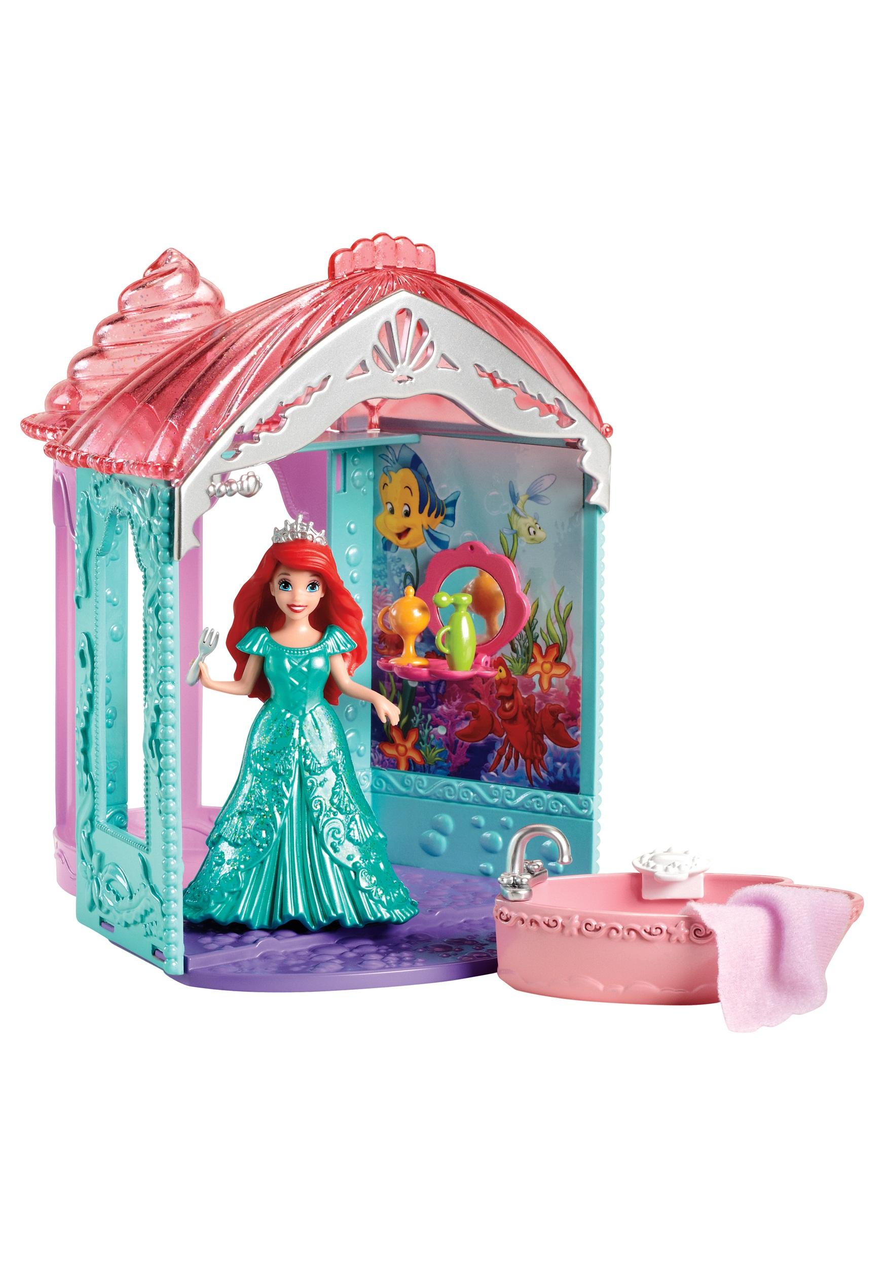 Disney Princess Little Kingdom Magiclip Ariel Room