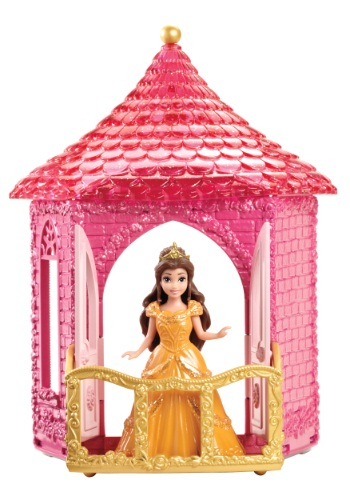 Disney Princess Little Kingdom Magiclip Belle's Room Playset
