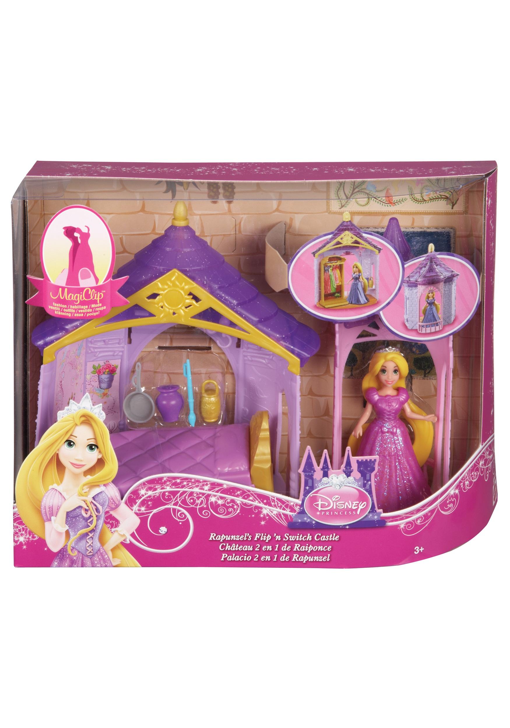 Disney princess little kingdom magiclip rapunzel for Small princess