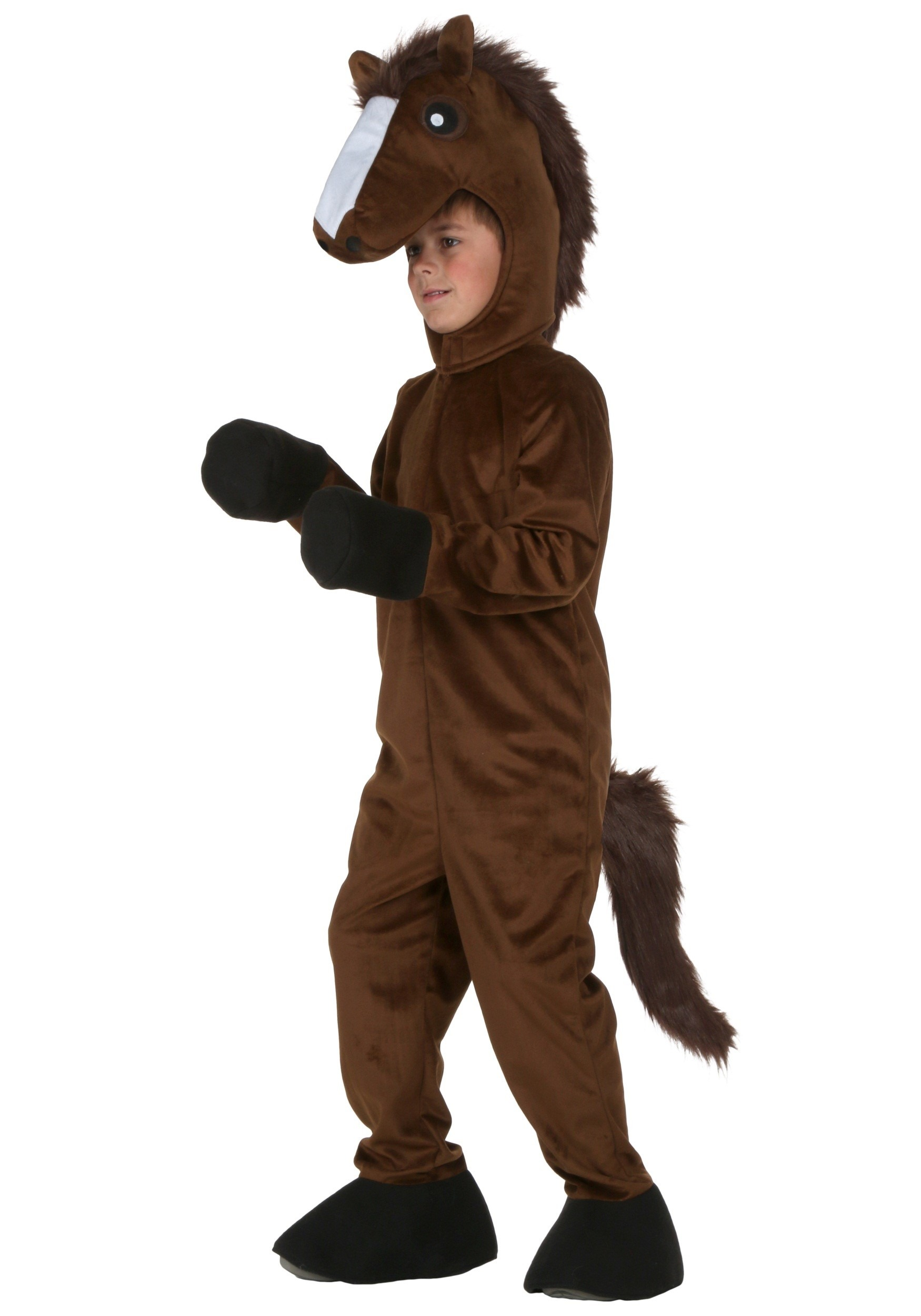 Horse Costume For Kids W Full Suit Exclusive Made By Us