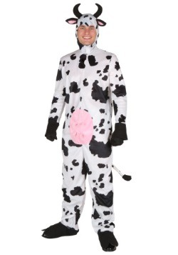 Happy Cow Adult Costume