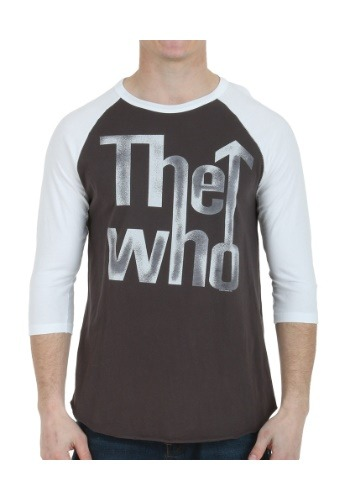The Who Raglan Shirt