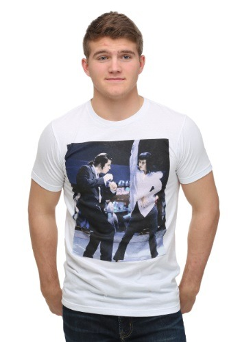 Pulp Fiction Dancing T-Shirt
