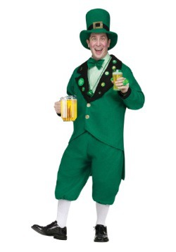 Pub Crawl Leprechaun Mens Costume