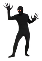 Fade Eye Shadow Demon  Costume For Adults