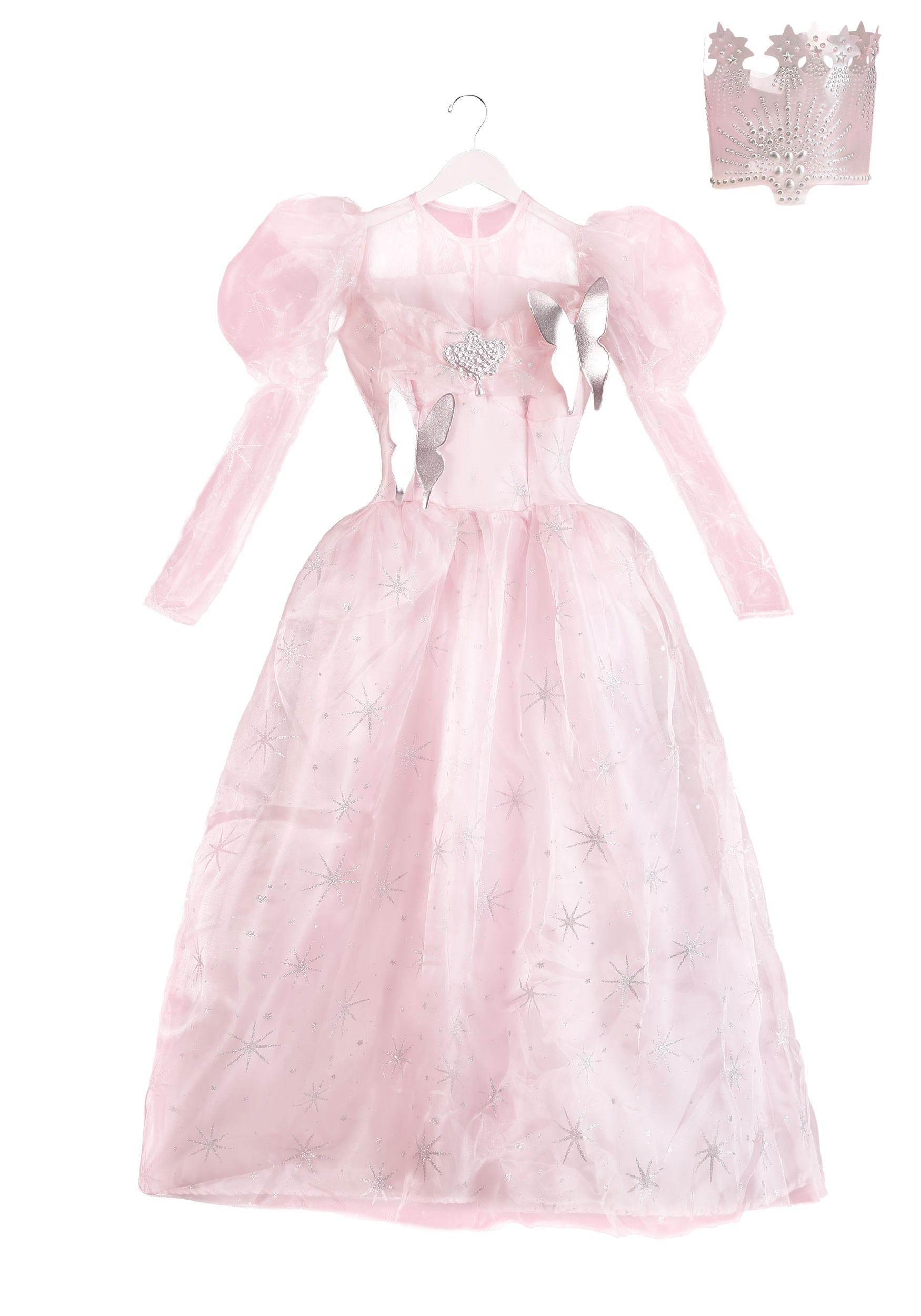 6e20d99b4d5 Deluxe Glinda the Good Witch Womens Plus Size Costume