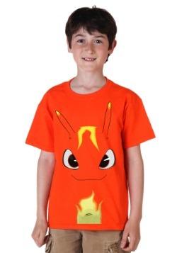 Kids Slugterra Burpy Face T-Shirt