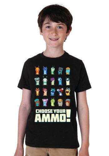 Kids Choose Your Ammo Slugterra T-Shirt