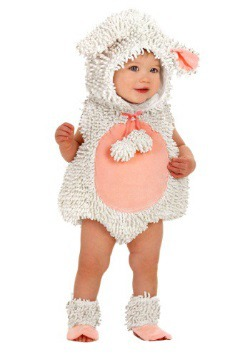 Infant Baby Lamb Costume