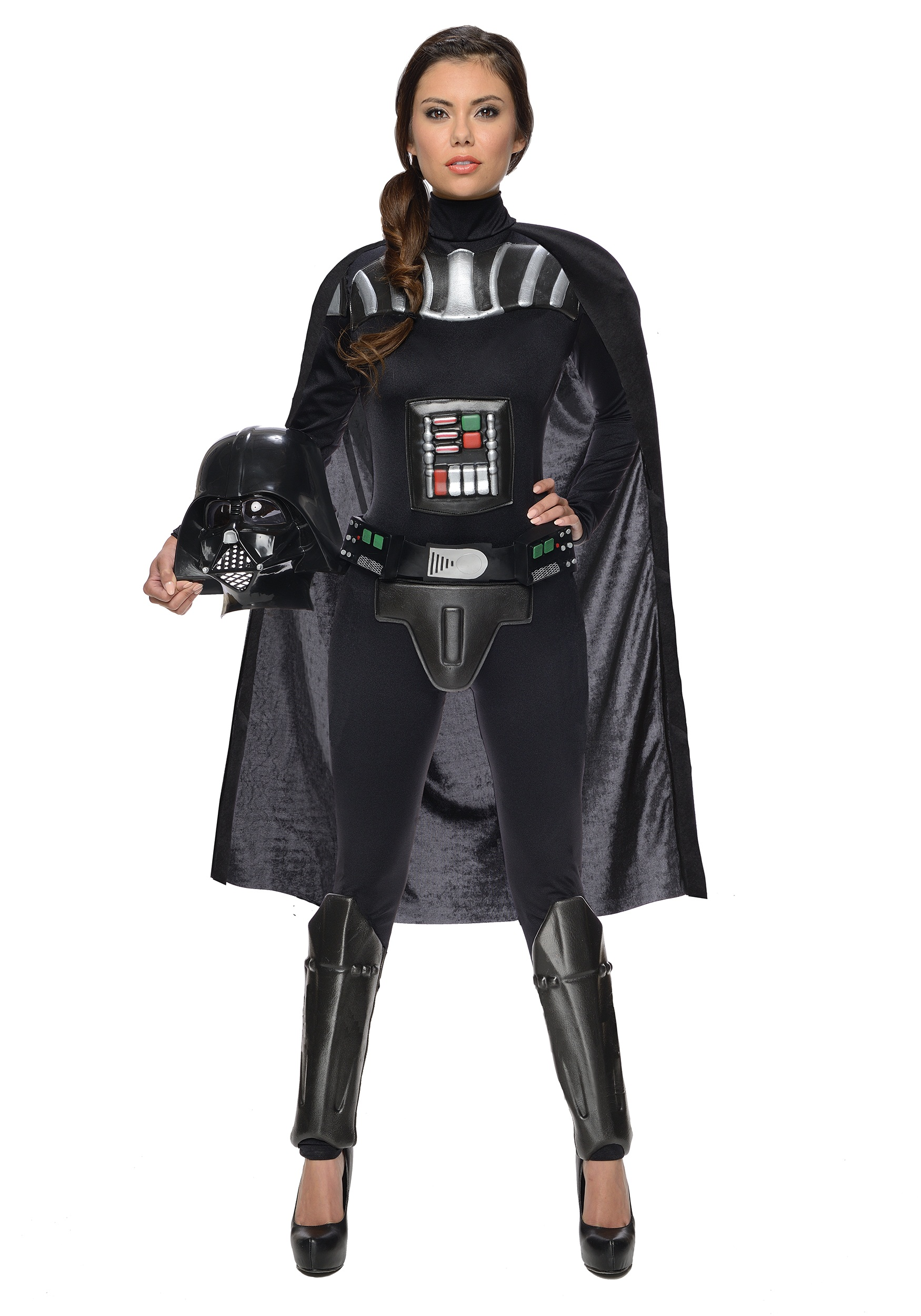 Star Wars Female Darth Vader Bodysuit RU887594