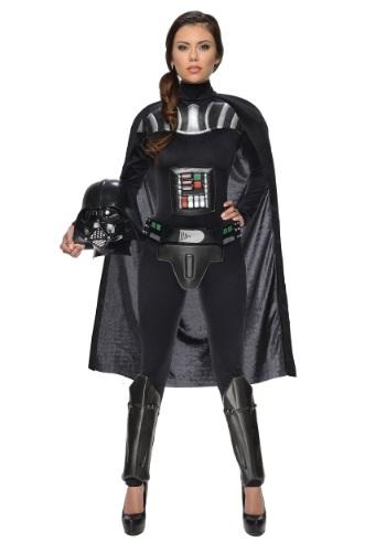 Star Wars Female Darth Vader Bodysuit RU887594-L