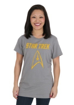 Star Trek VTC Logo Juniors T-Shirt