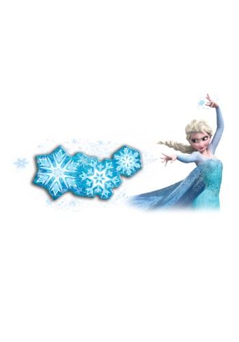 Frozen Snowflake Light Dance