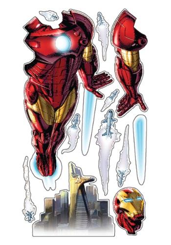 Iron Man Wild Walls Aerial Pursuit