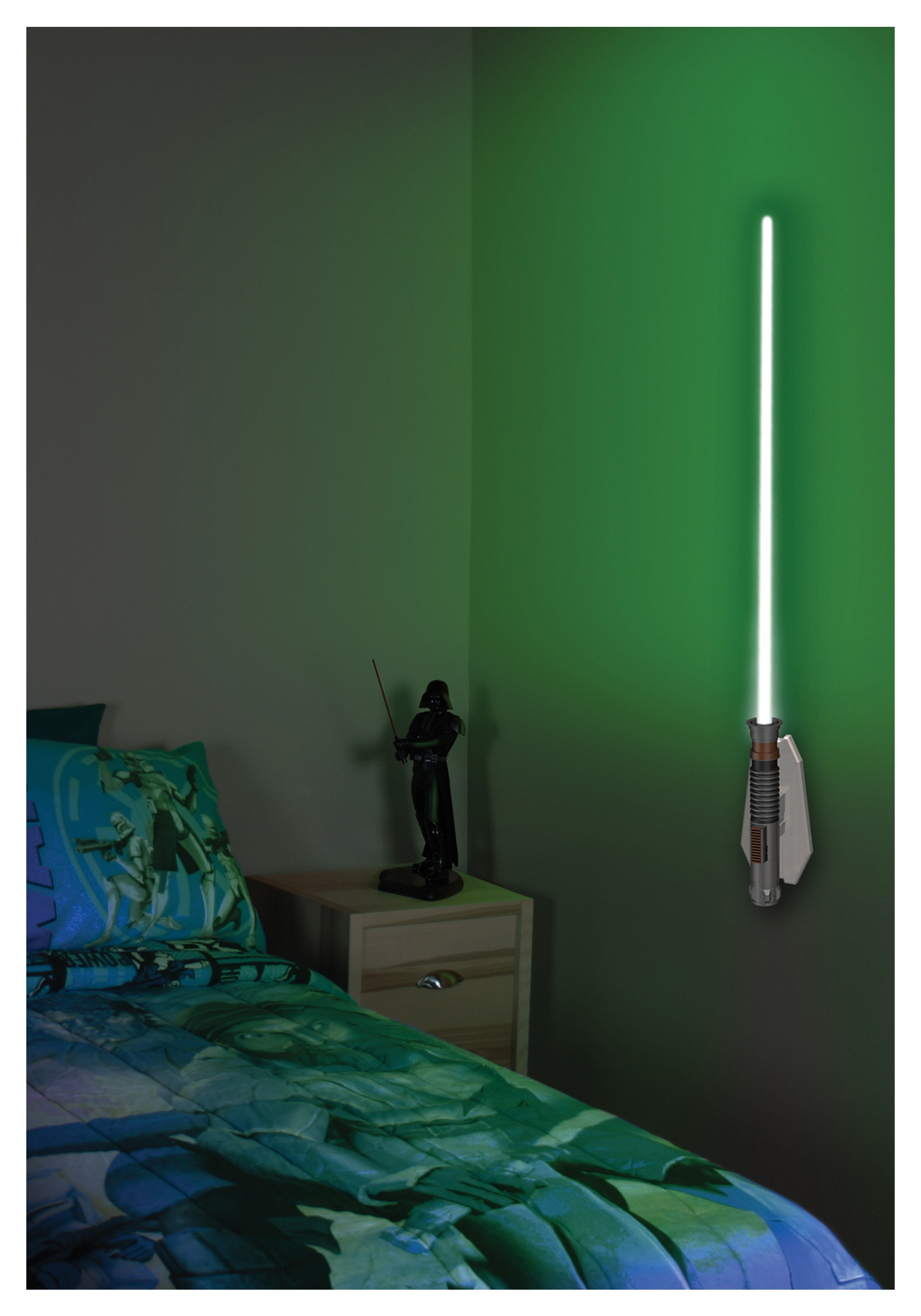 Luke Skywalker Lightsaber Room Light UM15046