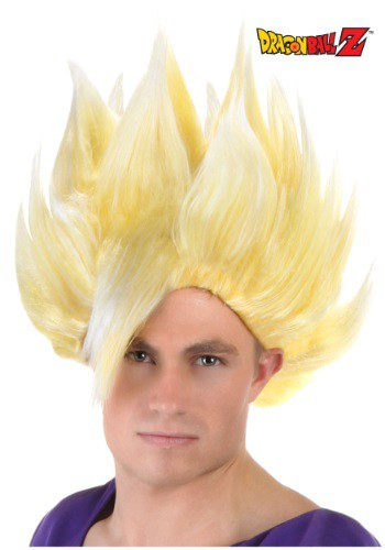 Men's Adult Gohan Wig from Dragon Ball Z DBZ2215ADAC-ST