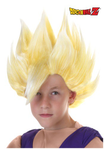 Child Gohan Wig from Dragon Ball Z DBZ2215CHAC-ST