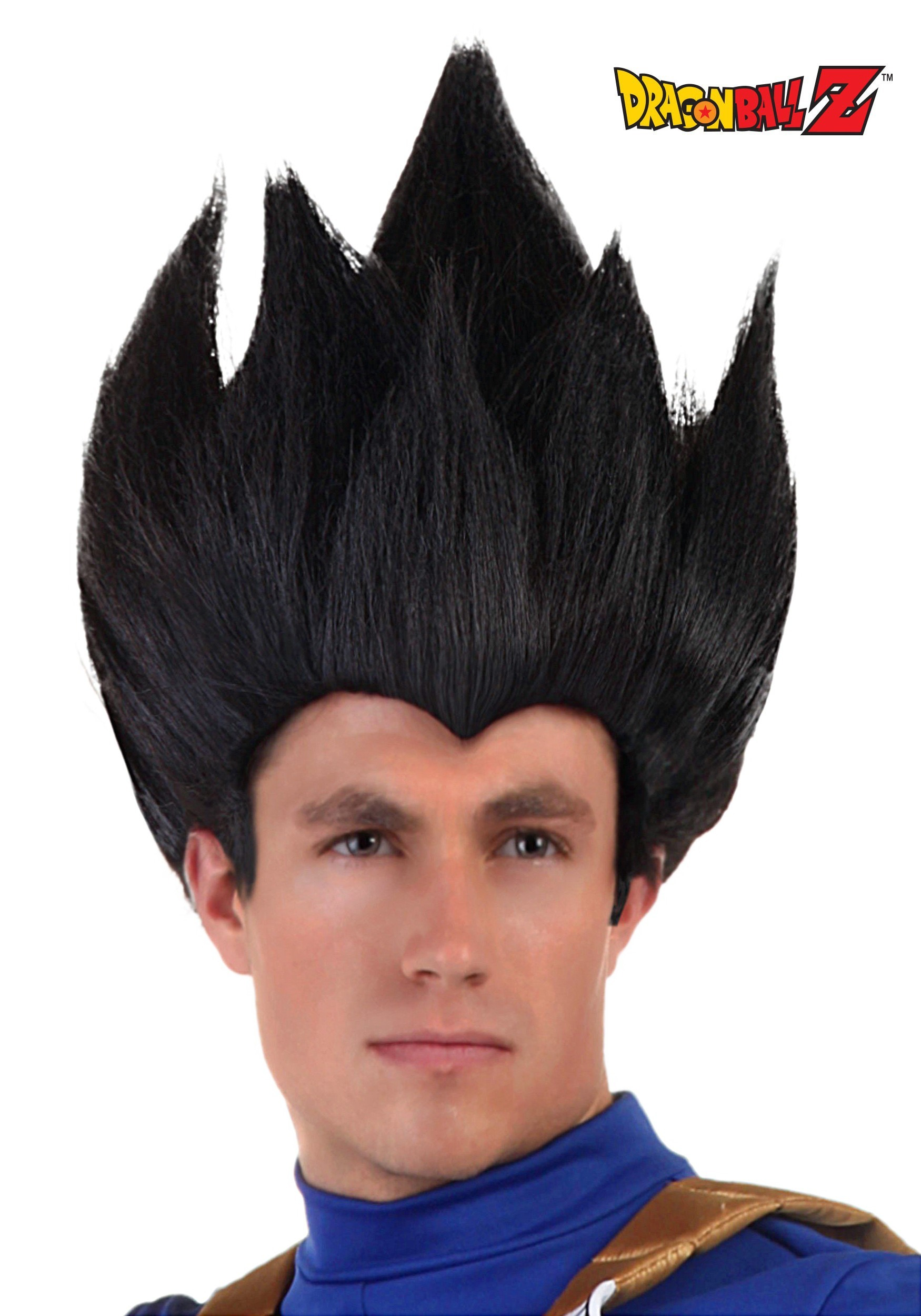 Adult Vegeta Wig From Dragon Ball Z