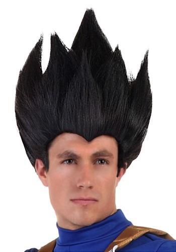 Adult Vegeta Wig from Dragon Ball Z DBZ2214ADAC-ST