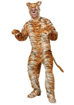 Tiger Plus Size Costume