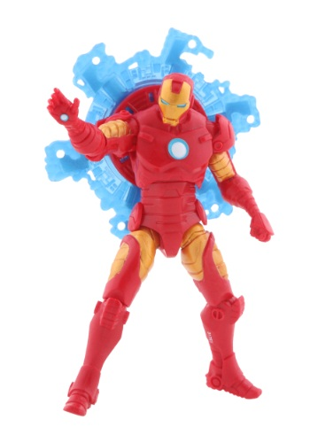 Avengers Assemble Tornado Blade Iron Man Action Figure EE7370710300