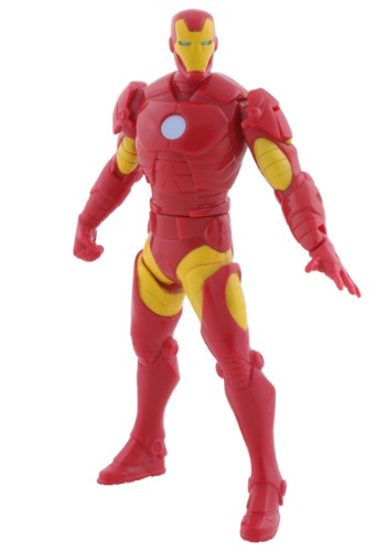 Avengers Assemble Mighty Battlers Iron Man Figure EE7398030300-ST