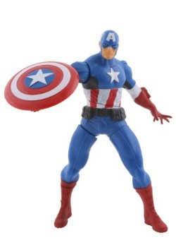 Avengers Assemble Mighty Battlers Captain America
