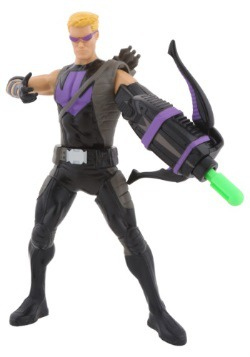 Avengers Assemble Mighty Battlers Hawkeye Action Figure