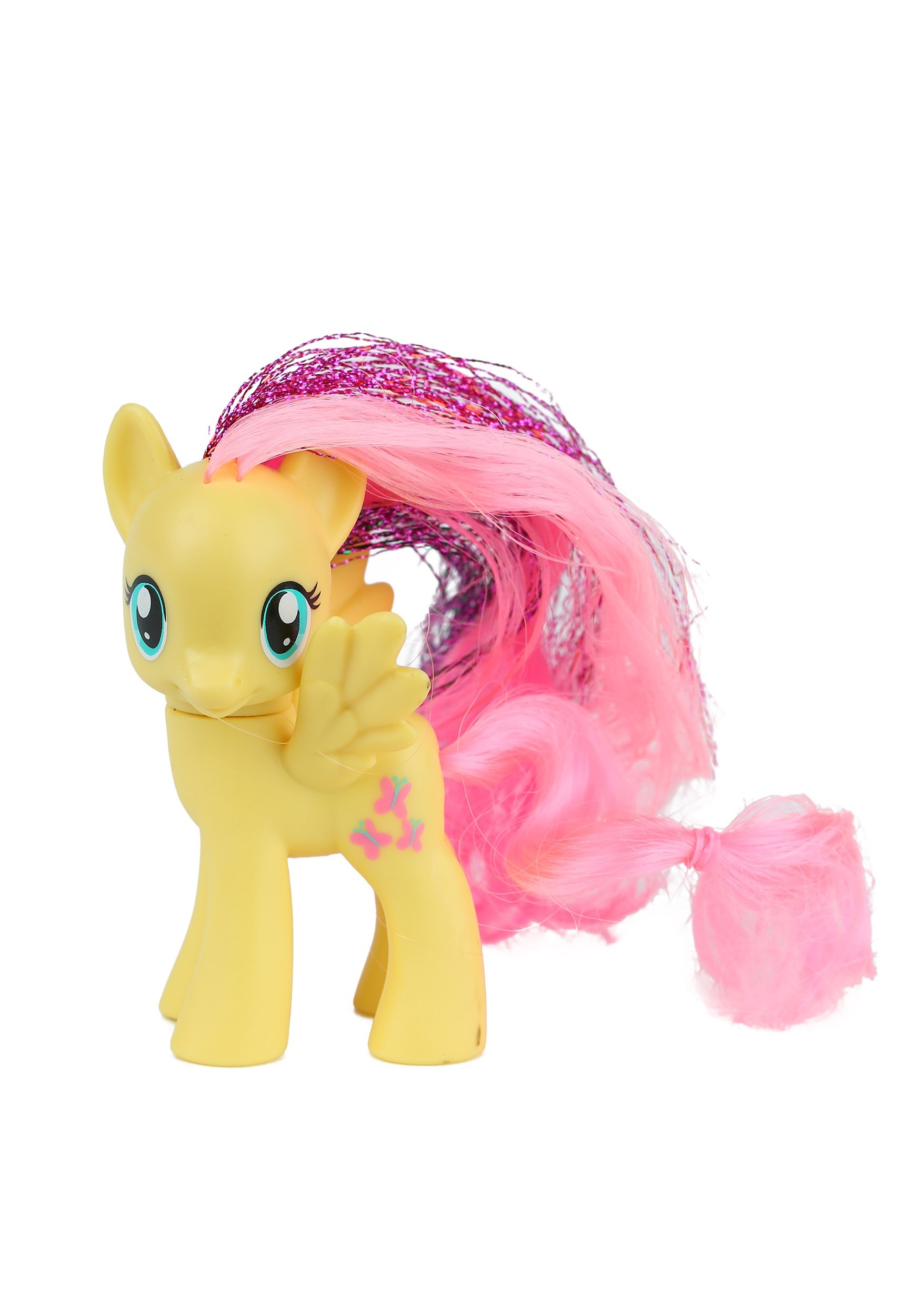 My Little Pony Fluttershy Crystal Figure EE7381510200