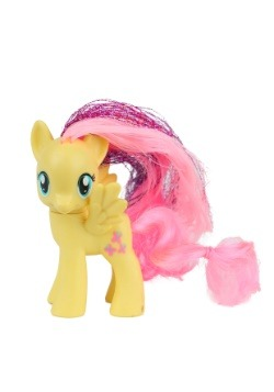 My Little Pony Fluttershy Crystal Figure