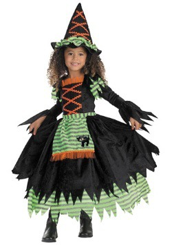 Toddlers Storybook Witch Costume