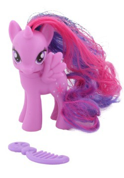 My Little Pony Princess Twilight Sparkle Crystal Figure
