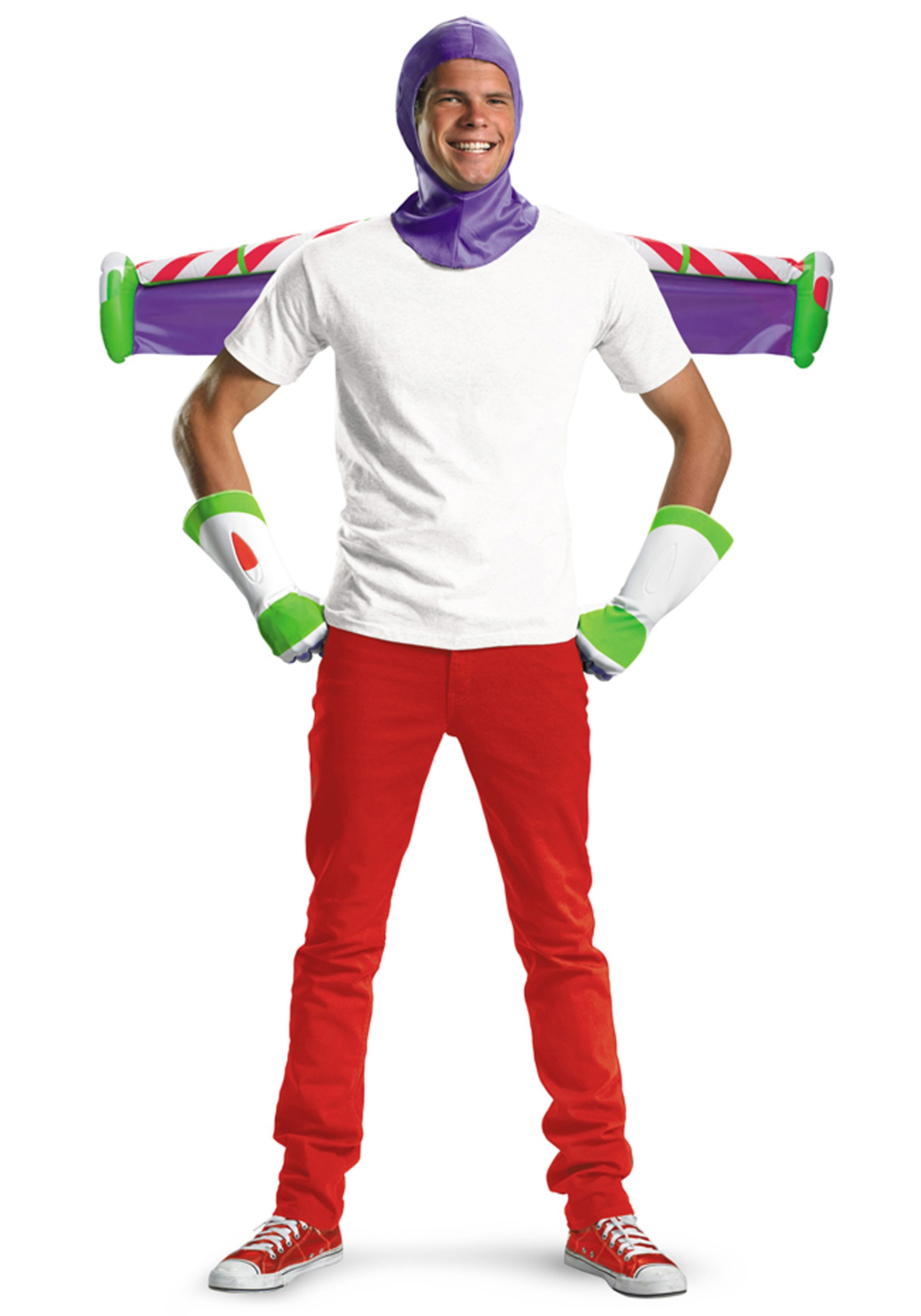 sc 1 st  Fun.com & Toy Story Buzz Lightyear Costume Kit
