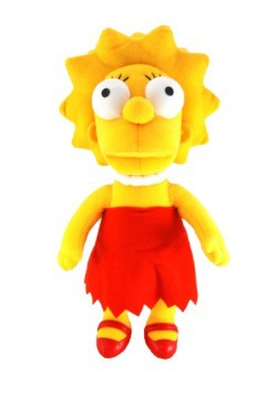 Lisa Simpson Plush