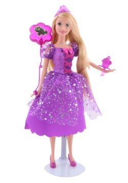 Disney Party Princess Rapunzel Figure