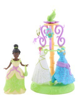 Disney Magiclip Tiana Fashion Collection