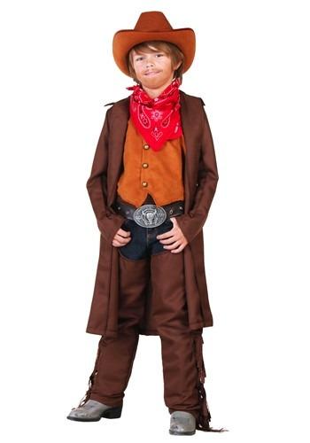 Child Cowboy Costume