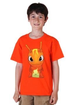 Kids Infurnus Burpy T-Shirt