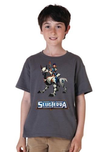 Kids Eli & Lucky SlugTerra T-Shirt
