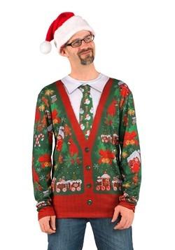 Men's Ugly Christmas Cardigan new