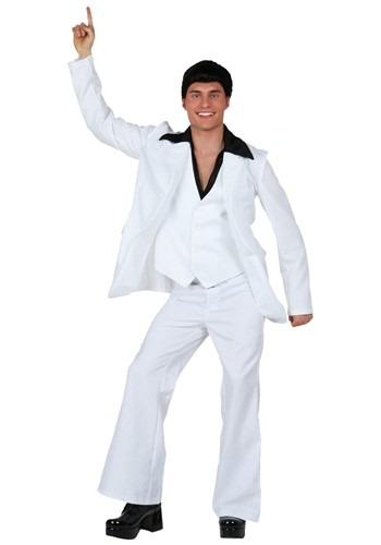 Fun.com - Plus Size Deluxe Saturday Night Fever Costume Photo