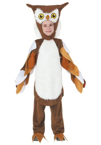 Kids Owl Costume