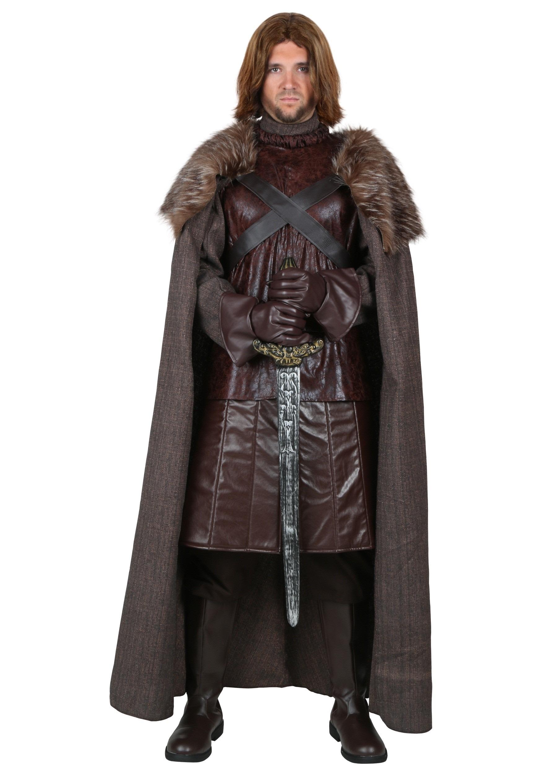 894eefa8439 Men's Northern King Costume