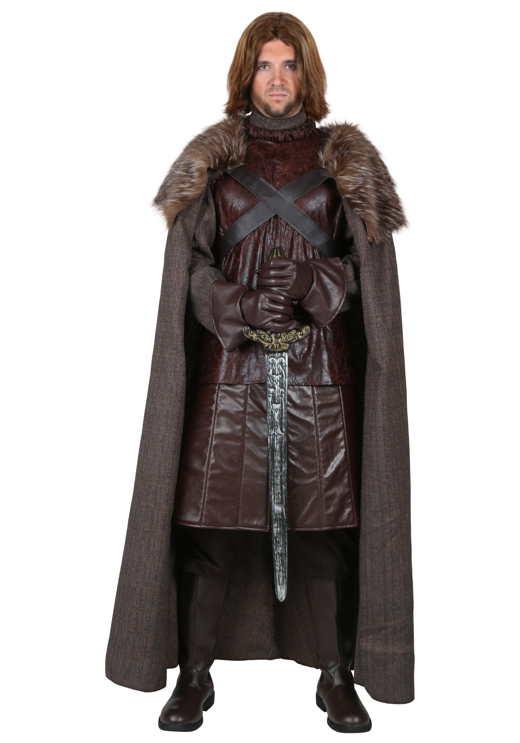 Northern King Plus Size Costume