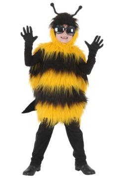 Deluxe Bumblebee Costume For Kids