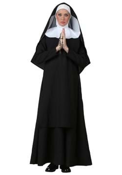 Women's Deluxe Nun Costume