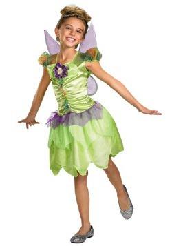 Girls' Tinker Bell Rainbow  Costume